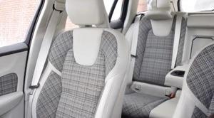 Volvo V60 seats